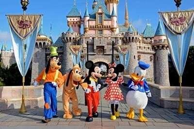 โตเกียวดิสนีย์แลนด์(Tokyo Disneyland)