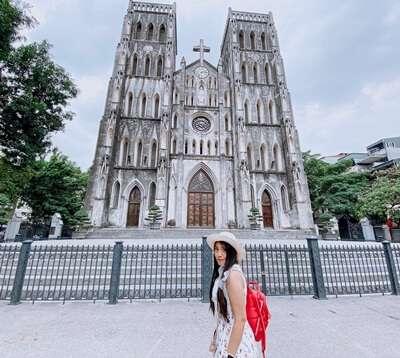 โบสถ์เซนต์โจเซฟ(St Joseph Cathedral)