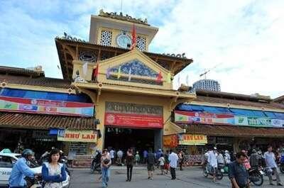 ไชน่าทาวน์ โฮจิมินห์ (China Town Ho Chi Minh)