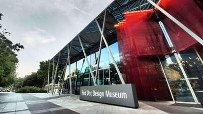 Red Dot Design Museum (พิพิธภัณฑ์เรดดอตดีไซน์)