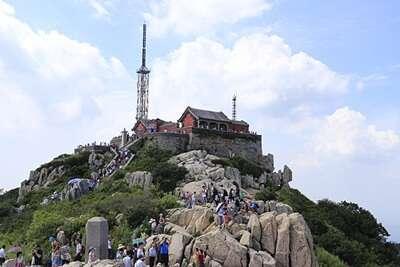 Tai Tai Shan Peak