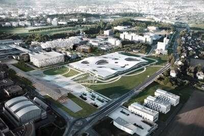 École Polytechnique Fédérale de Lausanne ประเทศ Switzerland