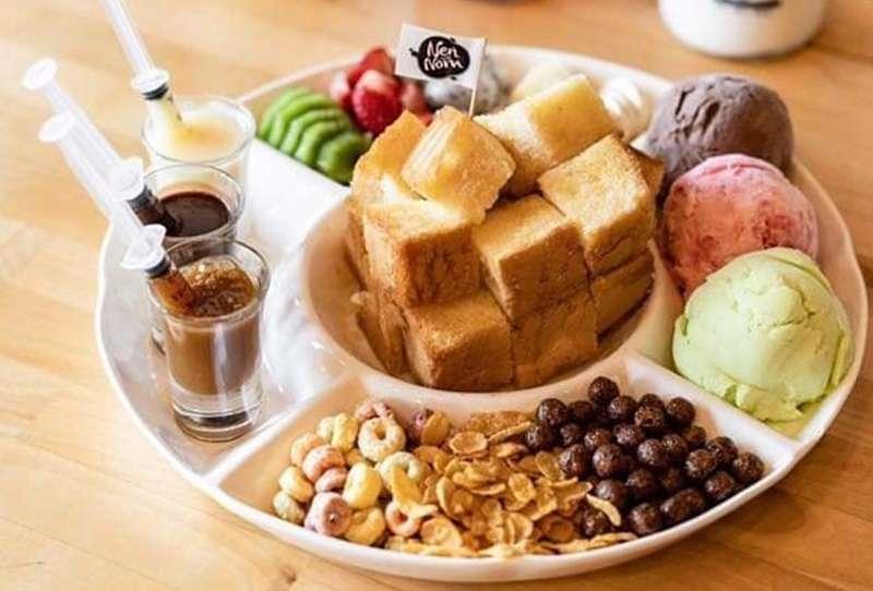 ขนมปังปิ้งและเนยเป็นอาหารเช้าที่ดีหรือไม่