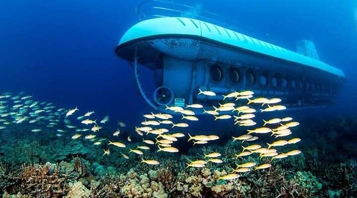 ขึ้นเรือดำน้ำแอตแลนติส