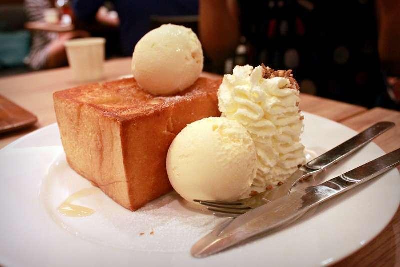 ฉันสามารถปิ้งขนมปังด้วยเนยได้หรือไม่