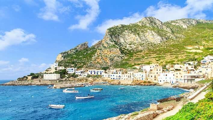 ชายฝั่ง อามาลฟี(Amalfi Coast)
