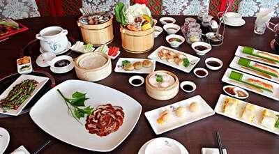 ชิมอาหารร้าน LITTLE BANGKOK