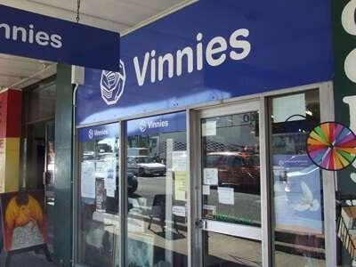 ช็อปของมือสอง Vinnies Shops – New South Wales