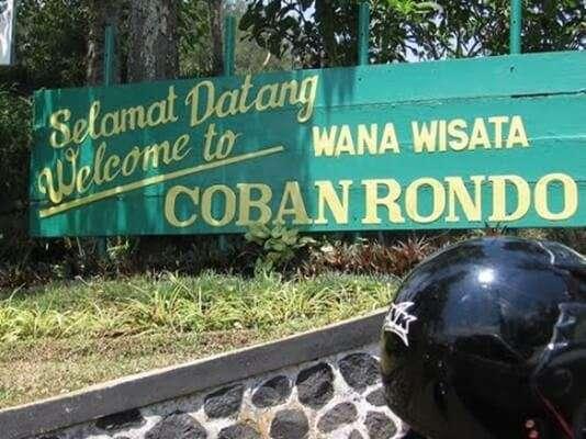 น้ำตก Coban Rondo