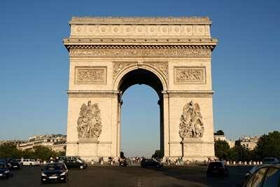 ประตูชัยฝรั่งเศส (Arc de Triomphe )