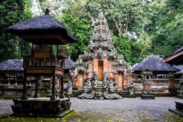 ป่าลิง Ubud