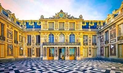 พระราชวังแวร์ซาย ( Palace of Versailles )