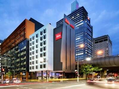 พักที่ ibis Sydney World Square