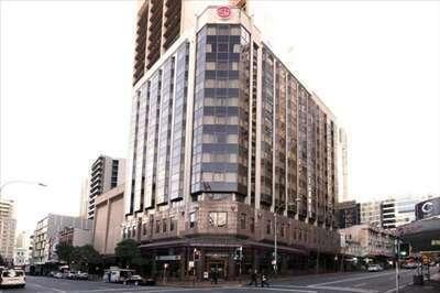 พักที่Metro Hotel Marlow Sydney Central