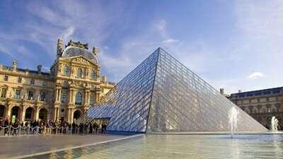 พิพิธภัณฑ์ลูฟร์ ( The Grand Louvre )
