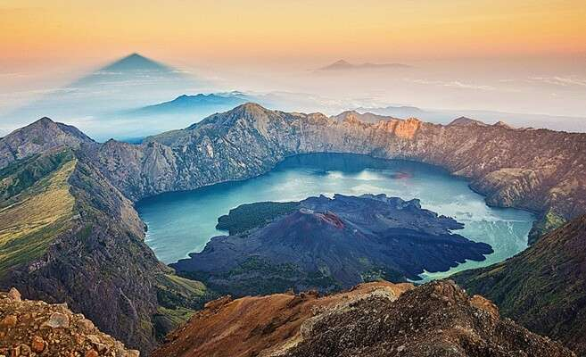 ภูเขารินจานี