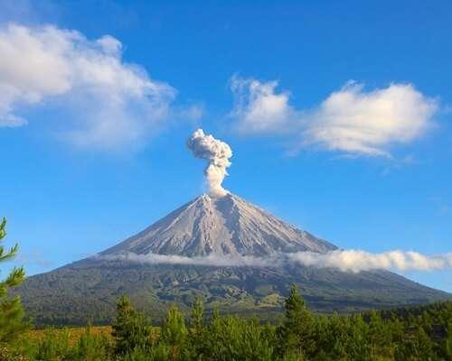 ภูเขาไฟMerapi