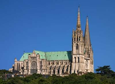 มหาวิหารชาร์ตส์ ประเทศฝรั่งเศส