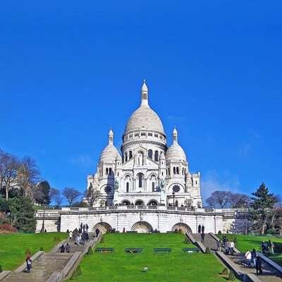 มหาวิหารซาเคร-เกอร์ (Sacre Coeur)