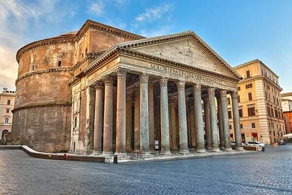 มหาวิหารแพนธีออน (Pantheon)