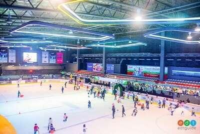 ลานไอซ์สเก็ตพัทยา The Rink Ice Arena