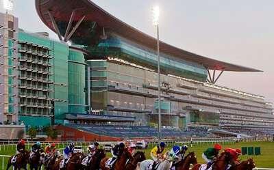 สนามม้า Meydan
