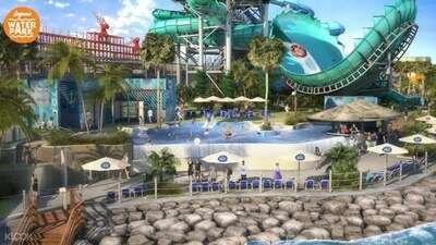 สวนน้ำอควาฟัน ดูไบ (Aqua Fun Dubai)