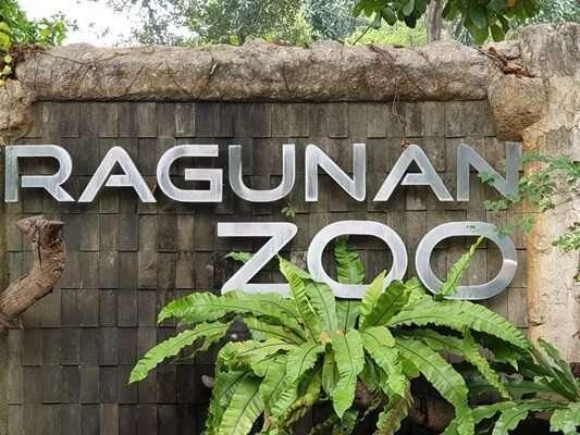 สวนสัตว์Ragunan