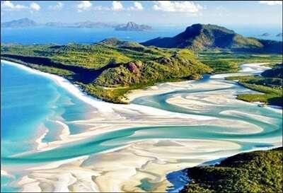 หมู่เกาะWhitsunday