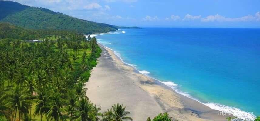 หาด Senggigi