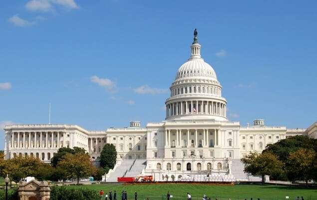 อาคารรัฐสภาสหรัฐอเมริกา (United States Capitol)