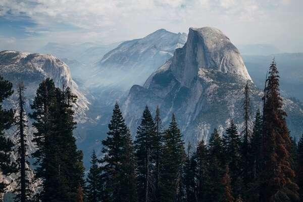 อุทยานแห่งชาติโยเซมิตี (Yosemite National Park)