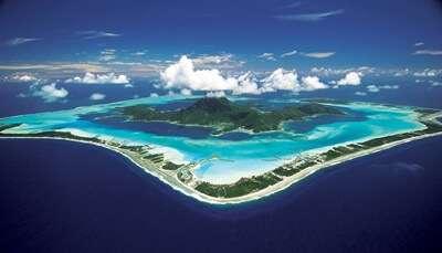 เกาะตาฮิติ(Tahiti) หรือเฟรนช์โพลีนีเชีย