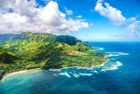 เที่ยวเกาะคาไว(Kauai – The Garden Isle)