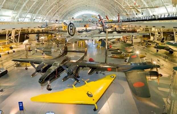 เนชันแนล แอร์ แอนด์ สเปซ มิวเซียม (National Air and Space Museum)
