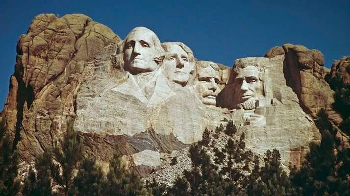 เมาท์รัชมอร์ (Mount Rushmore)