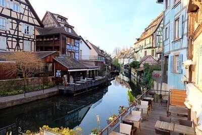 เมืองสตราสบูร์ก (Strasbourg)