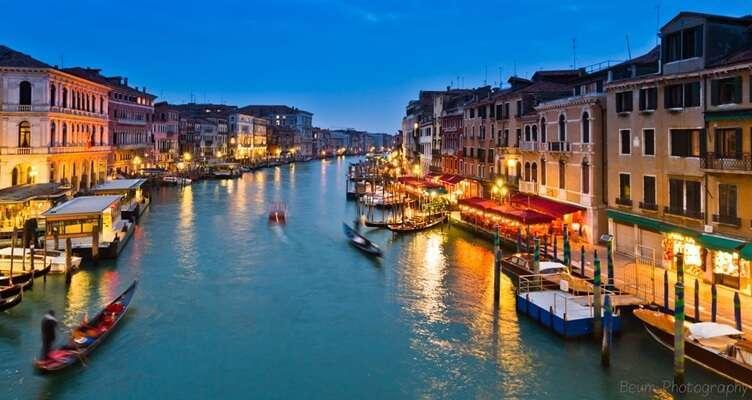 เมืองเวนิส (Venice)