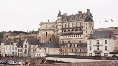 ปราสาทแห่งดยุก Chateau of the dukes of Brittany in Nantes