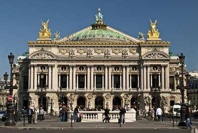 โรงละครปาเลส์การ์นิเย่ (Palais Garnier)