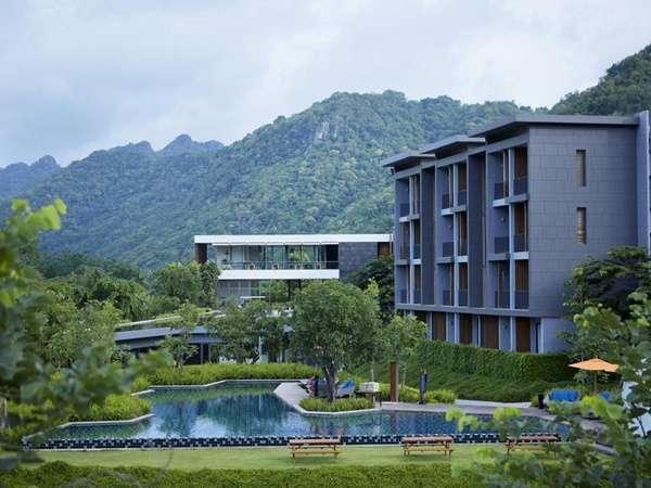 โรงแรมเอสเคป เขาใหญ่ (Escape Khaoyai Hotel)