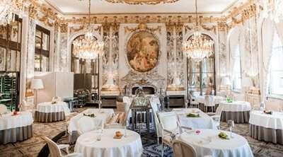ไปทานอาหารที่ร้าน LE MEURICE, HOTEL LE MEURICE PARIS ฝรั่งเศส
