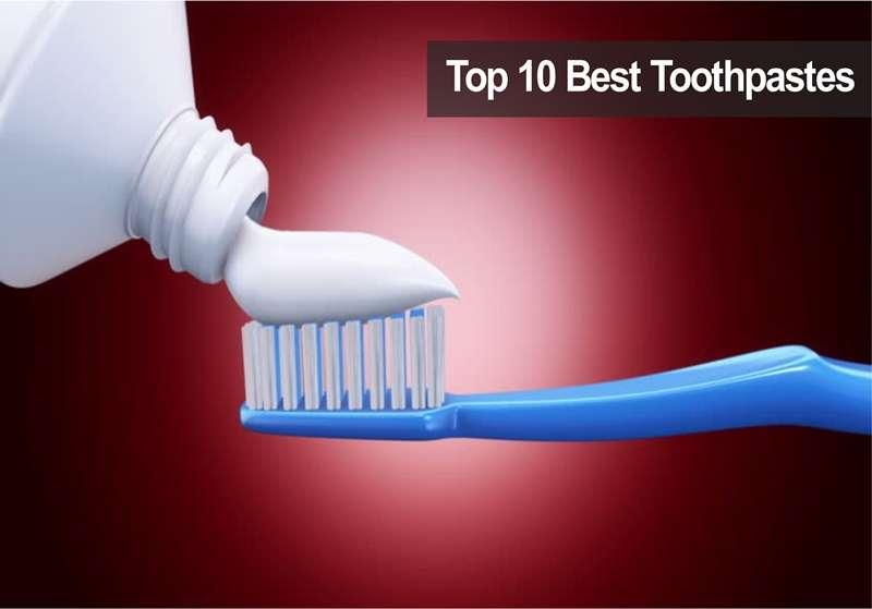 10ยาสีฟันที่ดีที่สุด ฟันขาววิ้ง กลิ่นหอมสดชื่น 2020