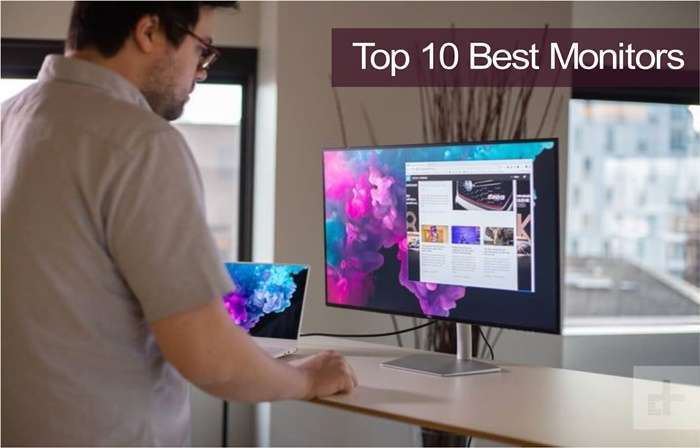 10 สุดยอดจอภาพคอมพิวเตอร์