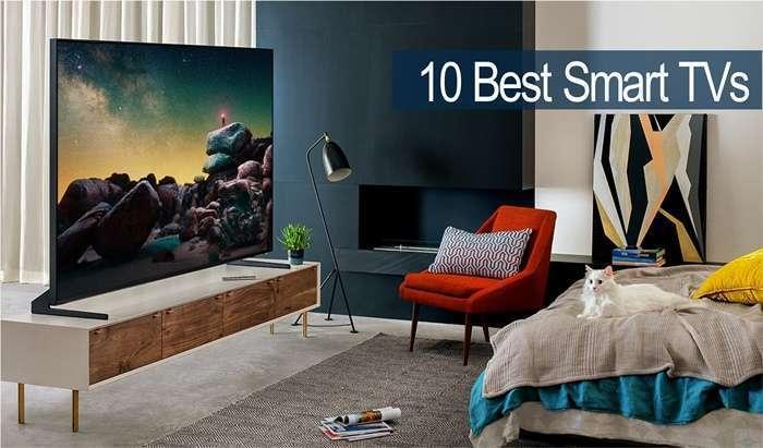 10 อันดับสมาร์ททีวีที่ดีที่สุดในปี 2020