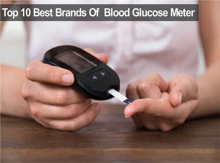 10 เครื่องวัดน้ำตาลในกระแสเลือด ยี่ห้อไหนดี ในปี 2020