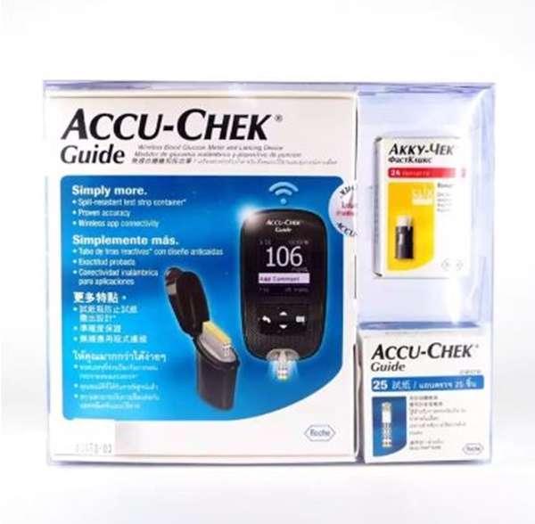 Accu check guide