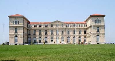 Aix-Marseille University ประเทศ France