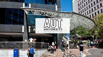 Auckland University of Technology ประเทศ New Zealand