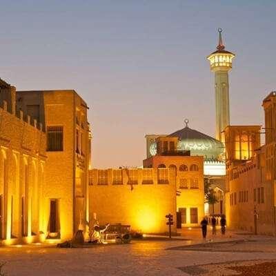 Bastakia (เมืองเก่าดูไบ)